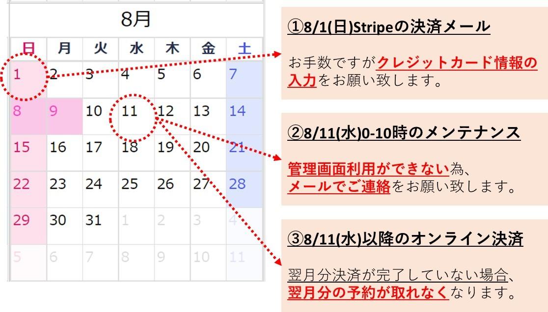 8月度の変更-3